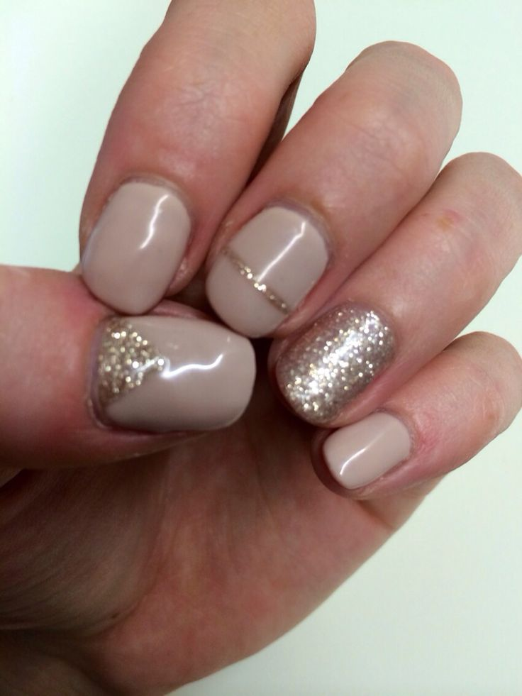 taupe acrylic nails   Nails, Acrylic nails, Acrylic