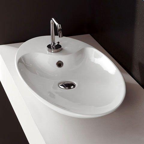 die besten 25 aufsatzwaschtisch ideen auf pinterest waschtische aus holz waschbecken. Black Bedroom Furniture Sets. Home Design Ideas