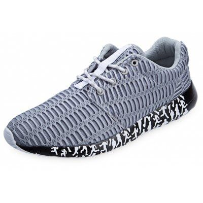 Just US$22.54 + free shipping, buy Ultra Light Lace Up Mesh Breathable Men Sports Shoes online shopping at GearBest.com.