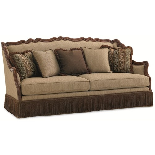 Bouillon Fringe Sofa Bouillon Fringe Designs Decor