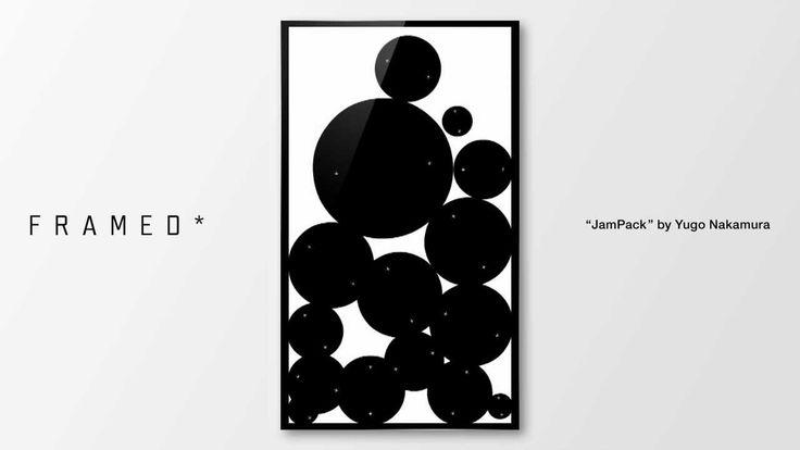 JamPack by Yugo Nakamura for FRAMED*