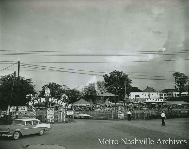 Fair Park Nashville Tn 1950 39 S Vintage Photos And Cabinet Cards Pinterest Parks And Nashville
