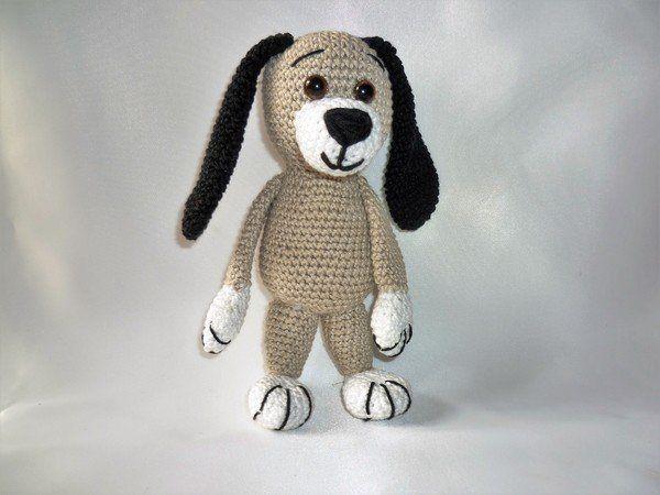 Häkelanleitung Hund - EM
