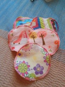 DIY reusable cotton rounds. Save on disposable cotton rounds; Make your own reusable ones!