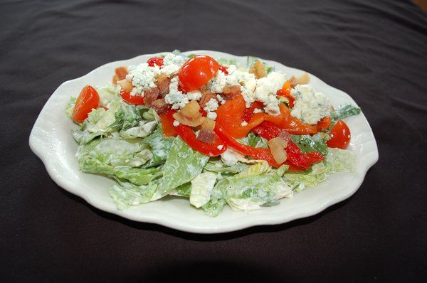 There is nothing quite as perfect as the wedge salad.