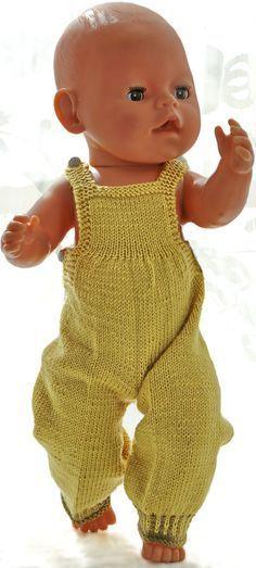 Puppenjacke stricken anleitung