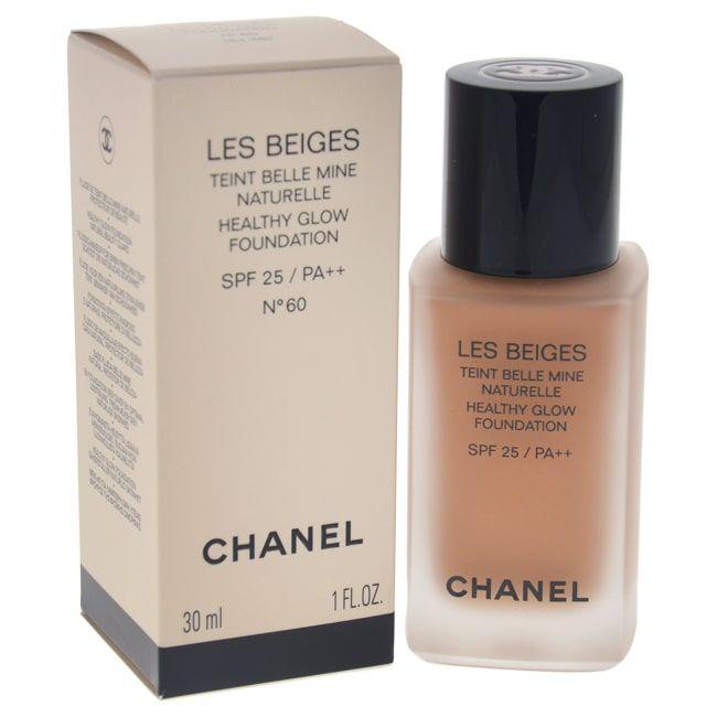 Chanel Les Beiges Healthy Glow Foundation SPF 25 N60
