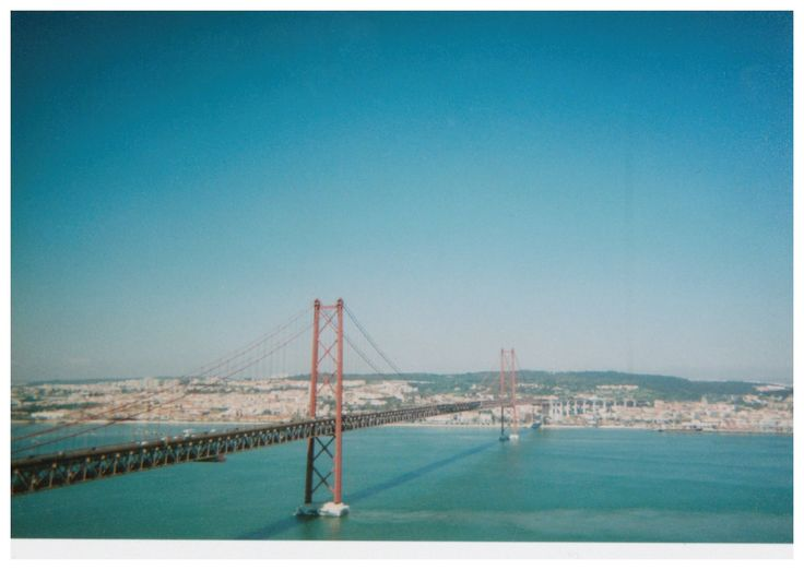 Lisbonne en appareil photo jetable - On my way | Blog de voyage entre Corse & bouts du monde