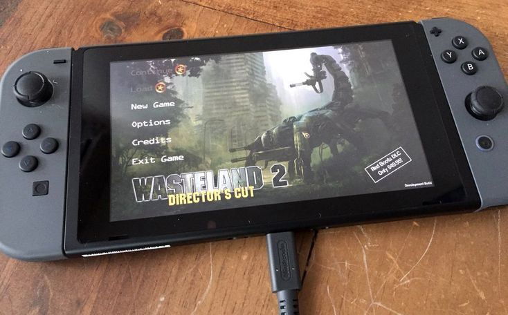 Nintendo Switch is Teasing Players with a Wasteland 2 Release