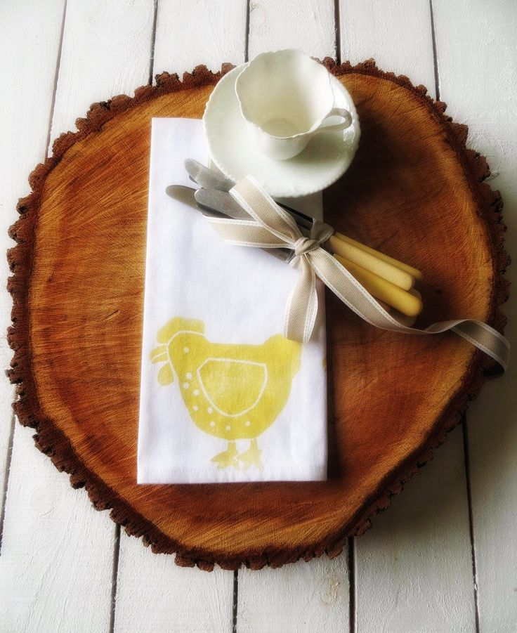 Fresh and modern tea towels that will add some charm to your kitchen. :) Order today: http://bit.ly/28KRIHZ #decor