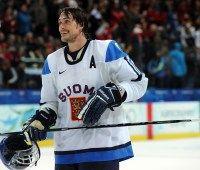 History for Teemu Selanne as Finland names Olympic hockeyteam