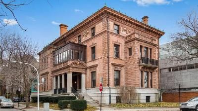 Chew on This: Chicago's Fabulous Wrigley Mansion in Foreclosure