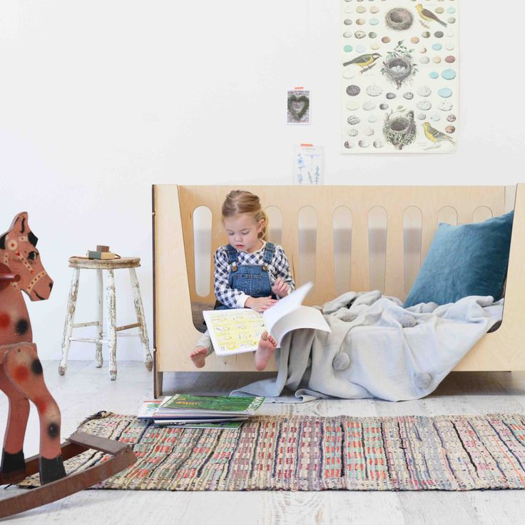 Plyroom  mobili in compensato per bambini