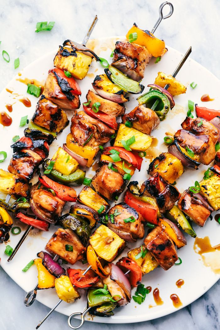 Summer is coming to an end, but there are still a few weeks left to enjoy the warm days and still-long evenings, and what better way to do that than to use the grill?Skewers are perfect for a backyard grilling party, and whether you're a vegetarian or a meat-lover, there's bound to be a skewer [...]