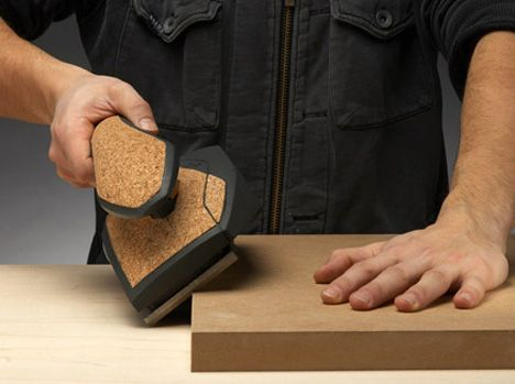 Modern Woodshop Tools by Mario Weiss » Yanko Design - Electric planer