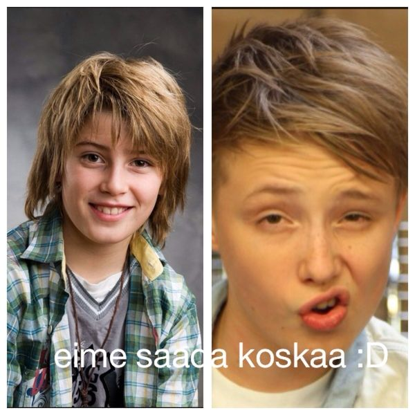 Mp Isac Elliot ja Robin Packalen? :) | ask.fm/kaspertruhponen