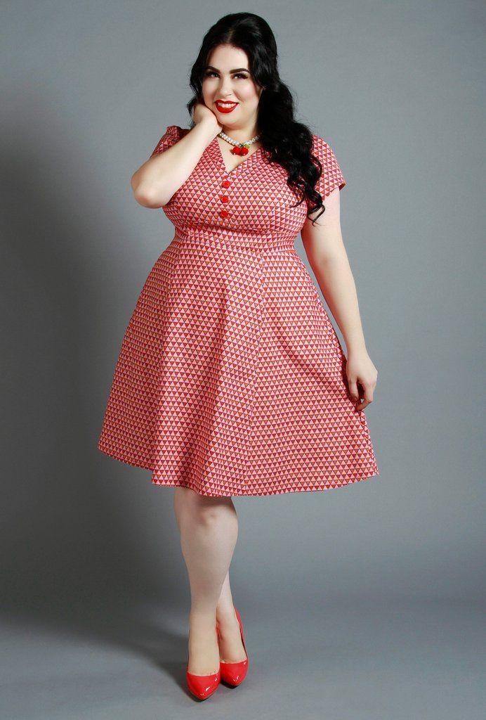 Vanessa Dress - Across My Heart