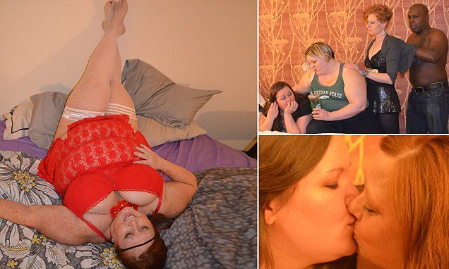 Photos offer insight into the secret world of swingers | Daily Mail Online