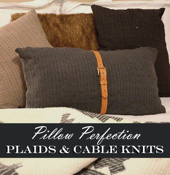 Fall Nesting Series - thrift store pillow covers & Best 25+ Homemade pillow covers ideas on Pinterest | Throw pillow ... pillowsntoast.com