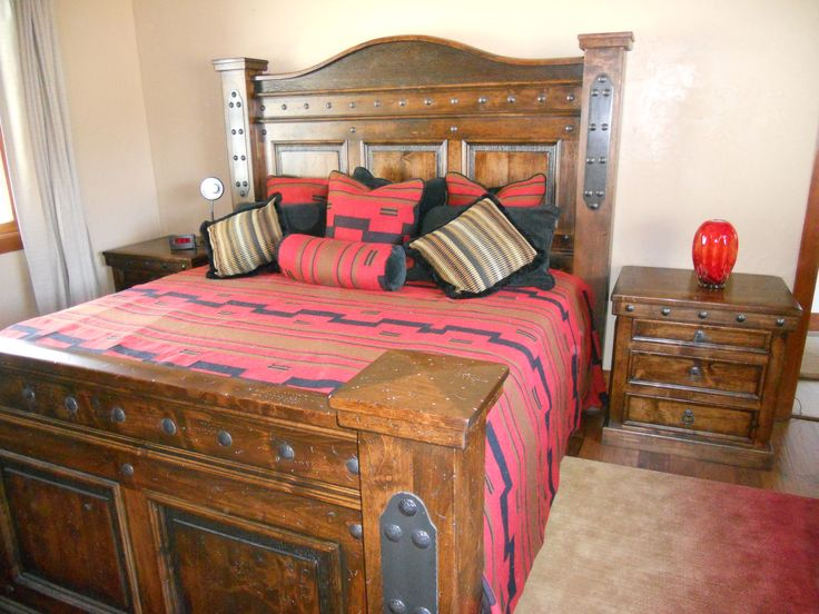 Find This Pin And More On Western Bedroom Furniture