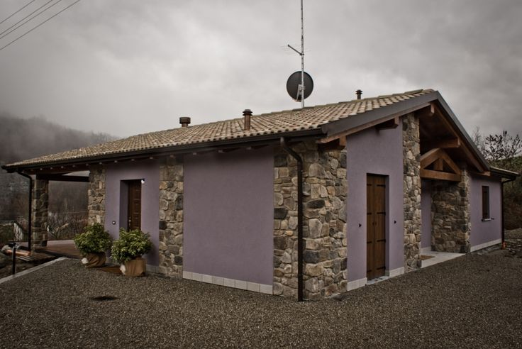 Casa prefabbricata in legno - Corniglio   Jove Spa