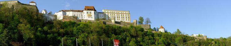 Veste Oberhaus panorama
