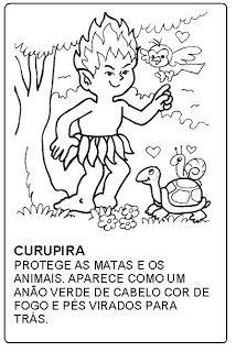 Curupira: FOLCLORE