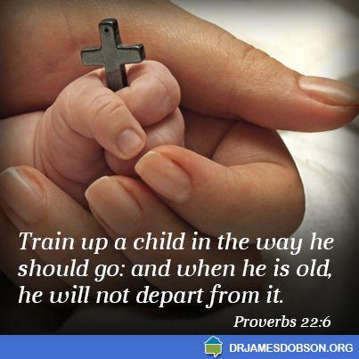 Parenthood ~ Dr. James Dobson