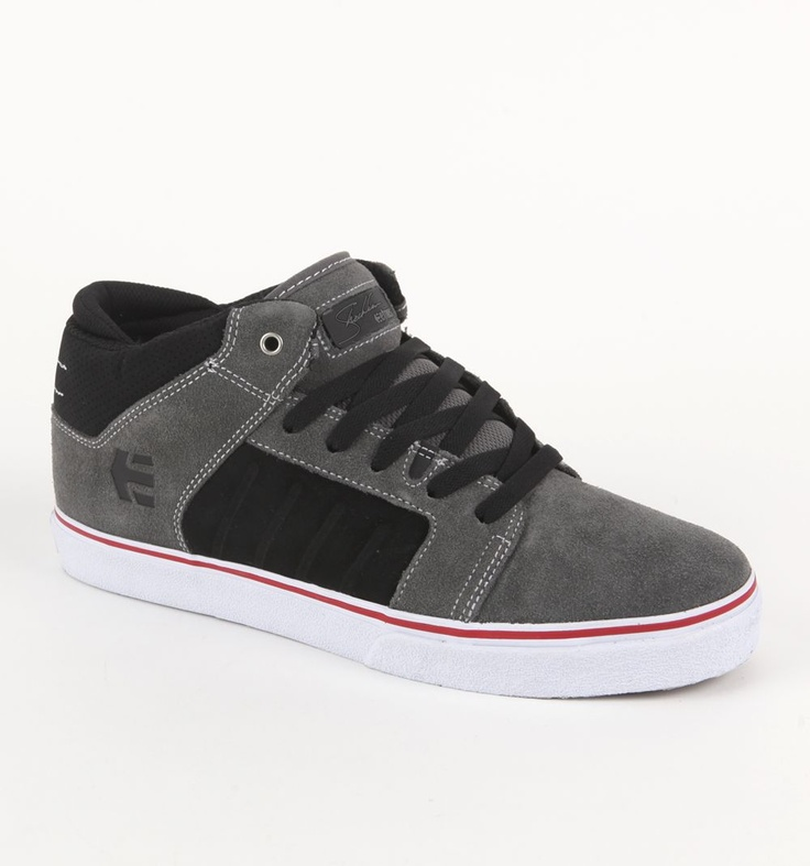 Mens Etnies Shoes - Etnies Sheckler 5 Suede Shoes