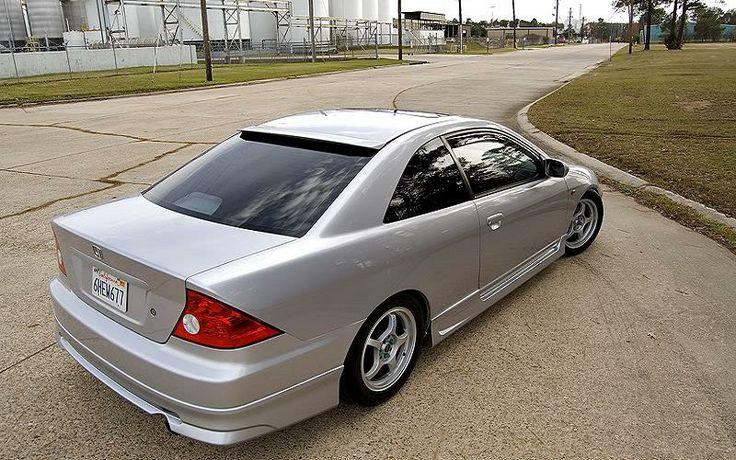 Honda civic em2 seventh generation my dream car for 2001 honda civic rear window visor