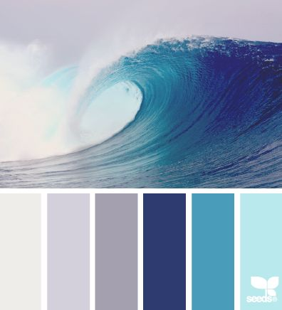 Color curl what 39 s not to love color combinations - Ocean blue color combinations ...