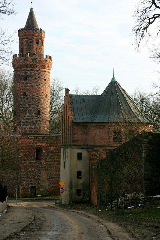 The defence wall - Stargard Szczecinski, Zachodniopomorskie