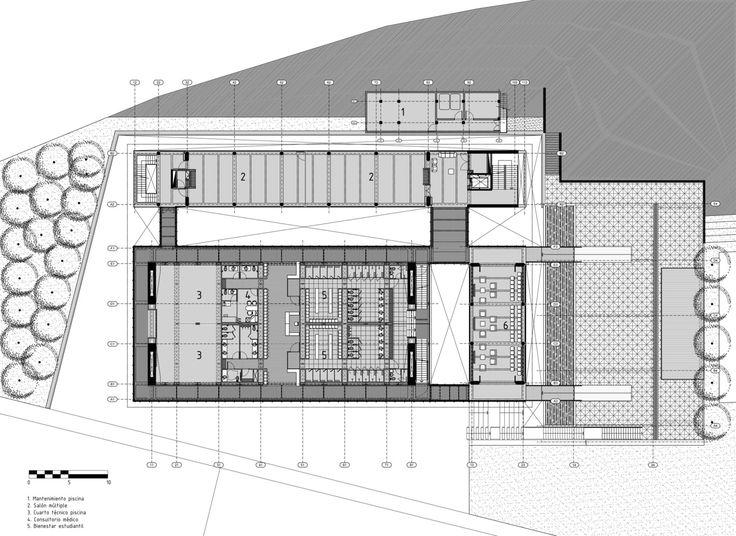 Galería de Centro Deportivo Universidad de los Andes / MGP Arquitectura y Urbanismo - 34