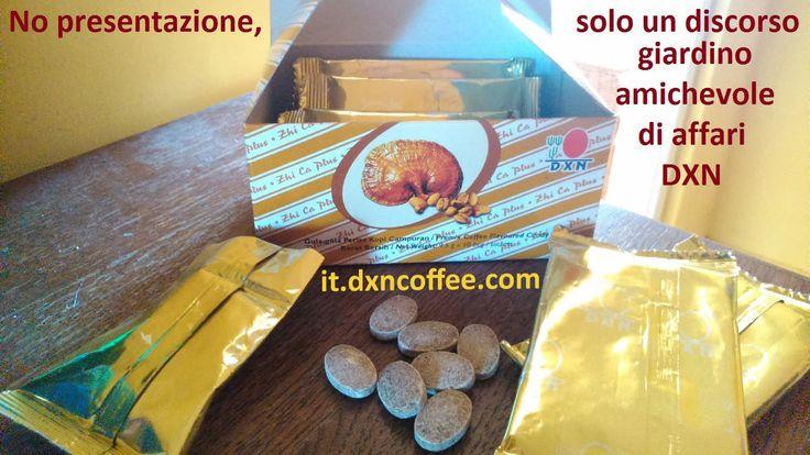 No presentazione solo un discorso giardino amichevole di affari DXN: http://it.dxncoffee.com/dxn