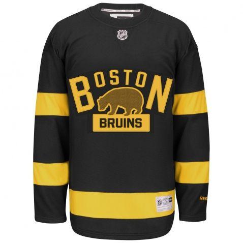 Jersey des Bruins de Boston de la Classique Hivernale 2016 pour adultes.