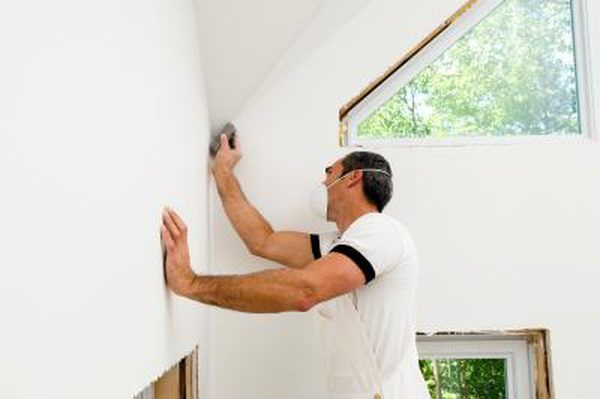 How To Retape Wall Ceiling Joints Fixing Drywall Drywall Repair Drywall Tape