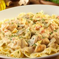 Chicken Castellina recipe from Olive Garden.  I have made this recipe several times and LOVE IT!  Chicken, Artichokes, sun dried tomatoes, YUMO!