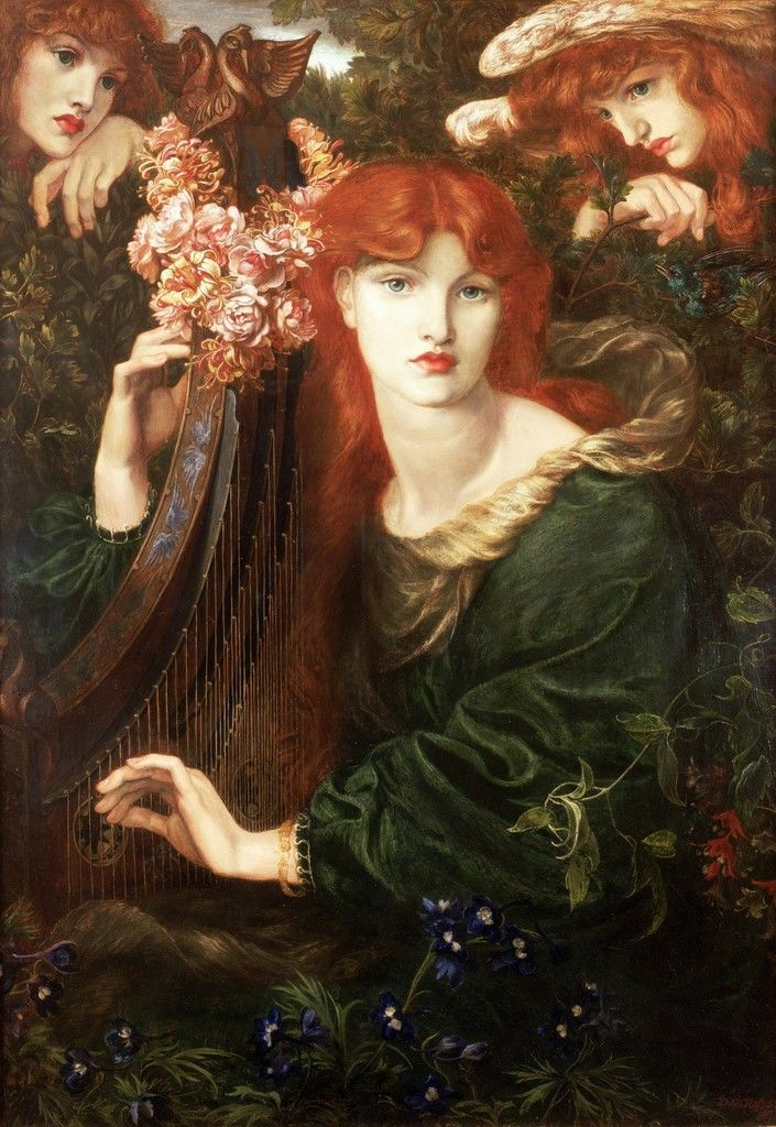 Untangling The Symbolism Of Art History S Most Famous Redheads