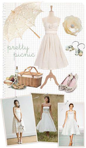 pretty picnic attire by idoityourself, via Flickr