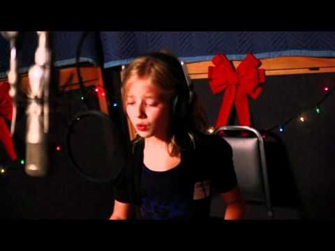 Jackie Evancho - Silent Night EPK - YouTube