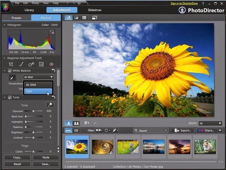 CyberLink PhotoDirector 5 free licence key