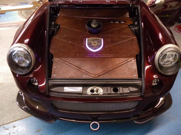 """Build: LS3 Stacked Injected Holley EFI Forgeline 19"""" wheels Continental tires ProSpray Wild Cherry Paint Custom Leather Int. Race Suspension 12 point roll cage..."""