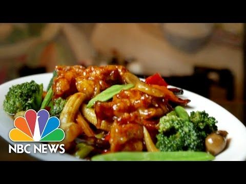 Exploring The History Of Chinese-American Food | NBC News