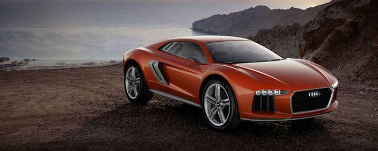 Audi Nanuk Quattro Concept: 550 caballos de arriesgada combinación