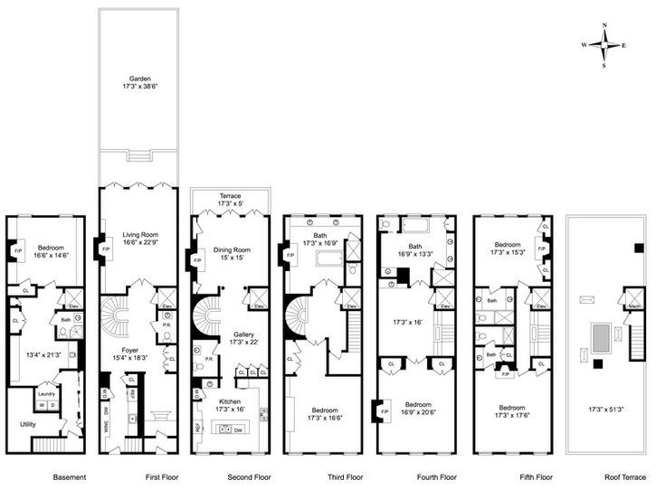 Historical mansion floor plans new orleans garden district for Orleans homes floor plans