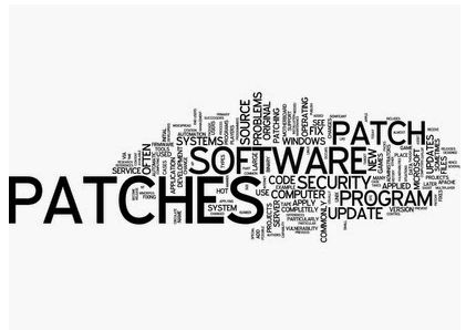 Patch Management is the process of managing all the updates of components within the companies information system. These include routers, servers, firewalls, OS, antiviruses, etc. For more information, visit: https://one.comodo.com/blog/patch-management/5-important-reasons-why-you-need-patch-management.php