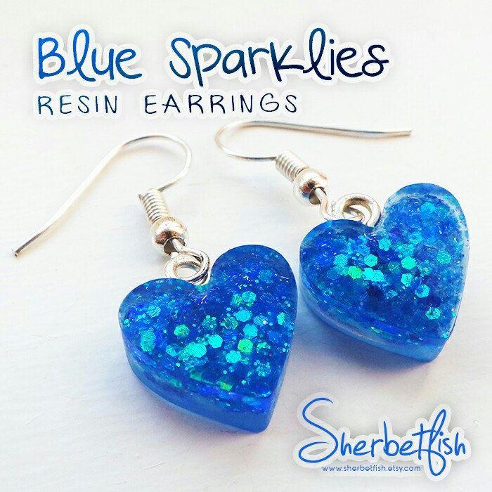 New blue sparklies! 💙