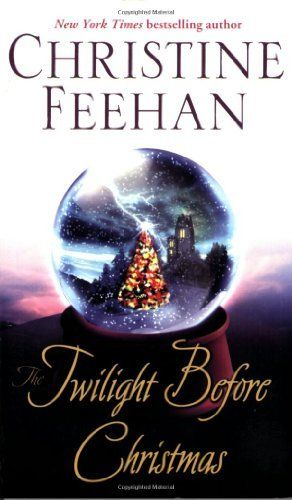 The Twilight Before Christmas (Drake Sisters, Book 2) by Christine Feehan, http://www.amazon.com/dp/074347628X/ref=cm_sw_r_pi_dp_crvhrb179C2TN
