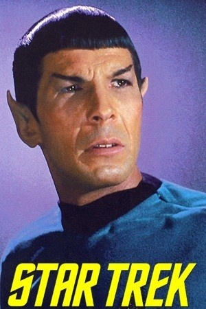Mr. Spock - Leonard Nimoy