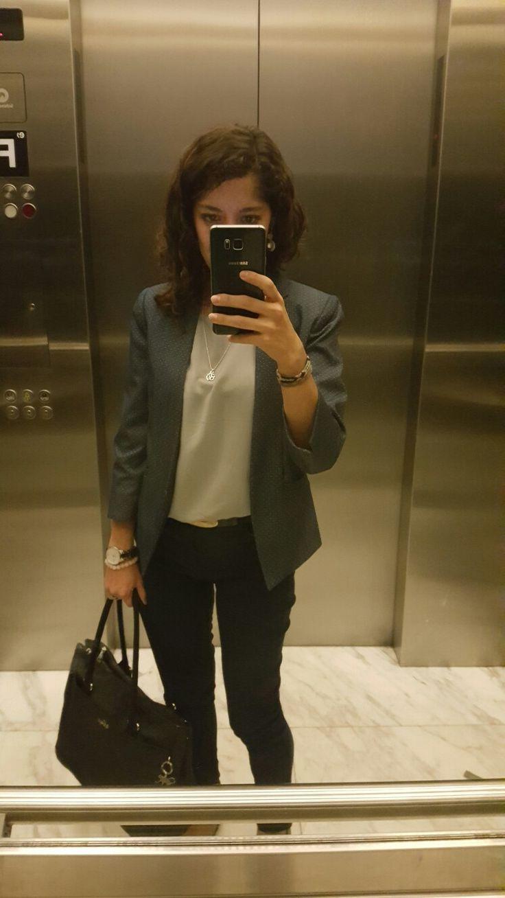 Outfit para el trabajo